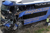 More Megabus Accidents